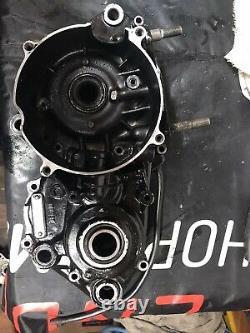 Cr 250 1991 Engine Casing Left Side