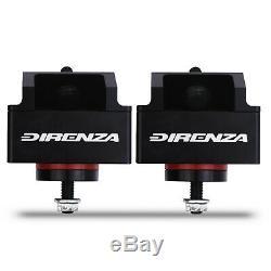 Direnza Off Near Side Torque Engine Mount Kit For Mazda Mx5 Mx-5 Nc Mk3 1.8 2.0