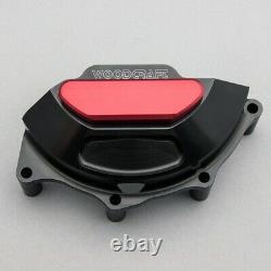 Ducati 2020 Streetfighter V4 / S Woodcraft Left Side Stator Cover Protector