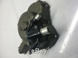 Ducati Monster 821 M821 2016 Left Side Engine Generator Cover With Water Pump