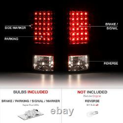 ERROR FREE 2009-2018 Ram 1500 2500 3500 OE Style Replacement LED Tail Lights