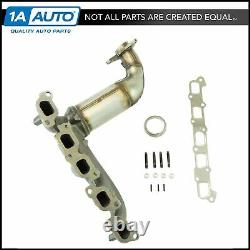 Engine Exhaust Manifold with Catalytic Converter Gaskets & Hardware Kit for Hummer