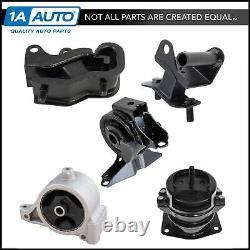 Engine Motor & Transmission Mount Kit Set of 5 for Acura MDX Honda Pilot SUV New