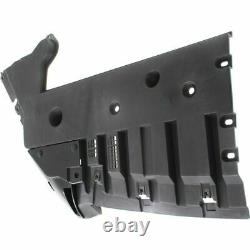 Engine Splash Shield Under Cover LH Side Air Deflector Fits Fusion FO1228148