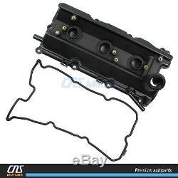 Engine Valve Cover with Gasket LEFT for 03-08 Infiniti FX35 G35 M35 Nissan 350Z V6