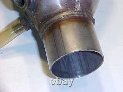Ferrari 355 Engine Exhaust Manifold Pipe Converter 192945 Left Hand Side NEW OEM