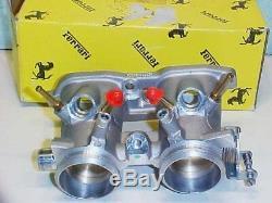 Ferrari 355 Engine Throttle Body Intake Manifold 162500 NEW OEM Weber Left Side