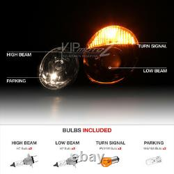 For 01-07 Mercedes Benz W203 C320 C32 AMG C230 Facelift Projector Headlight
