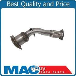 For 08-10 Cayenne Drivers Side Engine Flex Pipe With Catalytic Converter USA