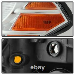 For 2008-2012 Nissan Pathfinder FACTORY STYLE Off-road Head Lights Lamps SET