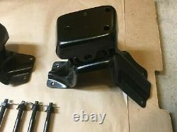 Ford Truck 1973-79 429-460 Frame Mounts With Engine side Cups F150 250 350 68-72