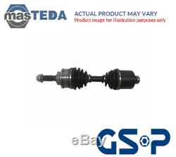 Gsp Front Drive Shaft CV Joint 299212 P New Oe Replacement