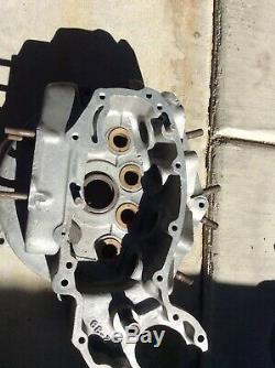 H D 45 Flathead Left Side Engine Case With Damaged Right Case Matching Numbers