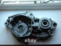 HONDA Cr 250 left side engine casing