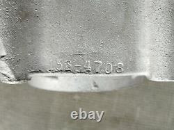 Harley Davidson 1952 Panhead left side engine case, Knucklehead Flathead