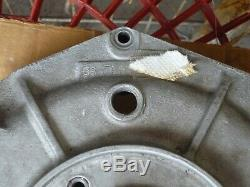 Harley Davidson OEM Left Side Panhead 1956 Engine Case with Paperwork