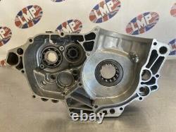 Honda Crf 450 2014 Engine Crankcase Crank Case Casing Left Side #3389