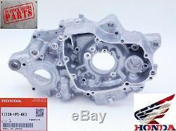 Honda Left Side Engine Crankcase 2006-2014 TRX450ER 450R 11200-HP1-600 OEM NEW