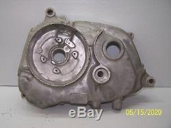 Honda OEM QA 50 NOS Left Side Engine Case Half