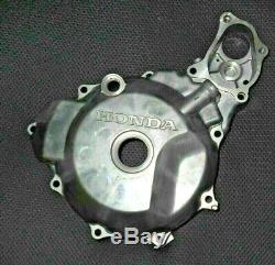 Honda Trx400ex, Trx 400x, 400ex Engine Left Side Magneto, Stator Cover 99-14