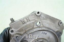 House Of Horsepower Left Side Case For Harley Davidson Panhead Engine 2029