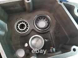 Husqvarna Te 570 Te570 2002 Engine Case Crankcase Set Left Right Side 800096874