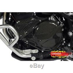 Ilmberger Carbon Fibre Left Hand Side Engine Protector HUSQVARNA NUDA R
