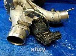 Infiniti Q50 Q60 Rwd Left Side Engine Turbo Turbocharger Assembly 3.0l # 41052