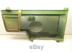 John Deere 425 455 445 Tractor Left Side Engine Panel & Screen