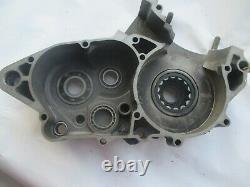 KTM EXC380 crank case LEFT side 2001