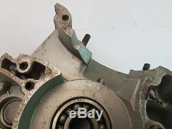 Kawasaki Kx125 Kx 125 1990 Engine Crank Cases Left Right Side Blocks 140015274