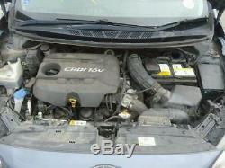 Kia Ceed 3 Breaking Left Hand Side Wing Door Parts Mirror Bumper Breaking Engine