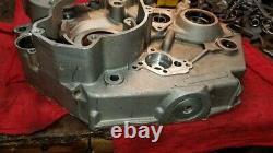 Ktm 450 Sxf 2008 Sx-f Crankcase Engine Case Left Side Only