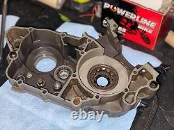 Ktm Sx 125 engine case Left side 2002 to 2006