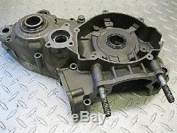 Ktm Sx250 2000 Ktm Sx 250 00 Engine Case Left Side