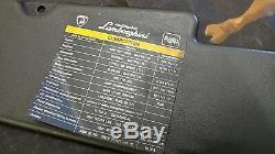 Lamborghini Gallardo Left Side Engine Bay Panel Cover Oem 07l103723f