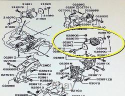 Left (Driver Side) Engine Motor Mount 3000GT Stealth Turbo 1994 1999