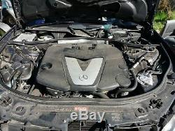 Mercedes S Class W 221/ 320 CDI Complete Engine