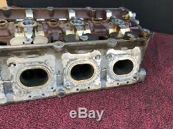 Mercedes W211 W219 E63 C63 Cls63 M156 Engine Cylinder Head Intake Left Side Oem