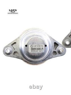 Mercedes W216 W221 M278 Driver/passenger Engine Motor Mount Set Pair 4.6l 11-14