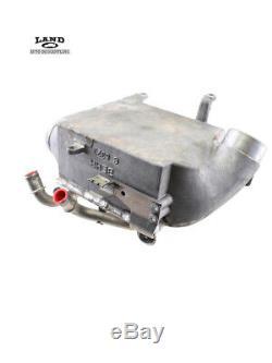 Mercedes W221 W216 Engine Motor Turbocharger Air Intake Intercooler/radiator
