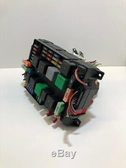 Mercedes W221 W216 S/cl Engine Motor Relay Fuse Box Computer Sam Control Unit M4