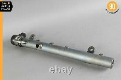 Mercedes W251 R350 E350 BlueTec Diesel OM642 Left Side Fuel Injector Rail OEM