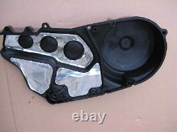 NEW GENUINE YAMAHA RD350 YPVS RZ350 Left side engine cover 29L-15410-00 NOS