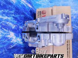 NEW Yamaha Yz250 Engine Case Set Crank Left right Side bottom Motor Cases OEM
