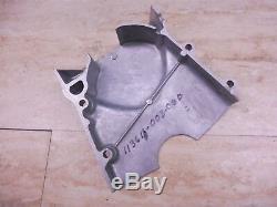 NOS 1960-62 Honda C102 Super Cub Left Engine Side Cover #11361-003-000 PL153+