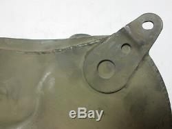 NOS1940-1946 UL Left Gas Tank Harley Knucklehead Oil Cats Eye Engine Side Valve