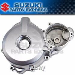 New Suzuki Drz400 Drz 400e 400 E 400s Dr-z Sm Left Side Engine Cover & Gasket