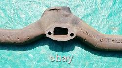 OEM 1949 1950 1951 Cadillac 331 LH Driver Side Exhaust Manifold 1453754