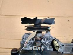 OEM Grasshopper left Side 771 GEMINI EATON HYDROSTAT TRANSMISSION MOTOR 391206
